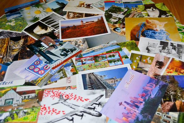 Открытки для посткроссинга германия, красивые открытки