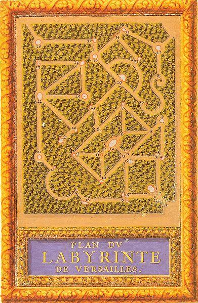 391px-Labyrinthe_de_Versailles_1677