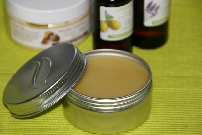 Защитный крем с пчелиным воском