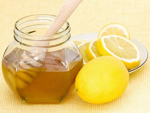 Лимонно-медовое масло