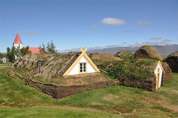 будиночки Ісландії