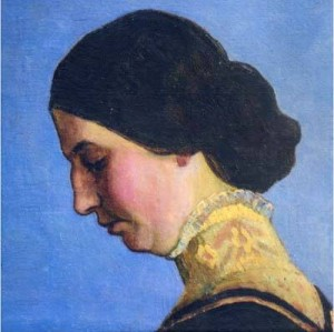 Портрет Валентины Александровны Яковлевой
