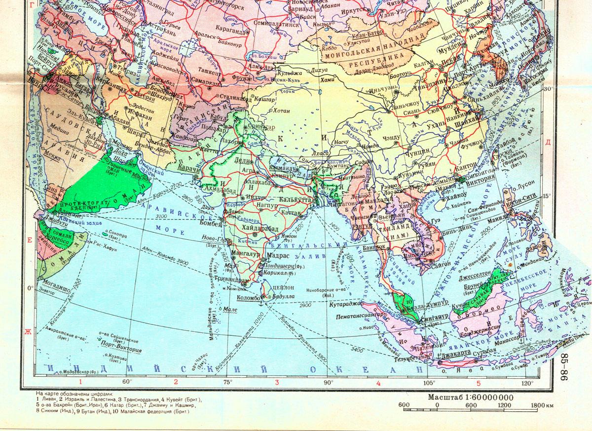 Азия_1954W
