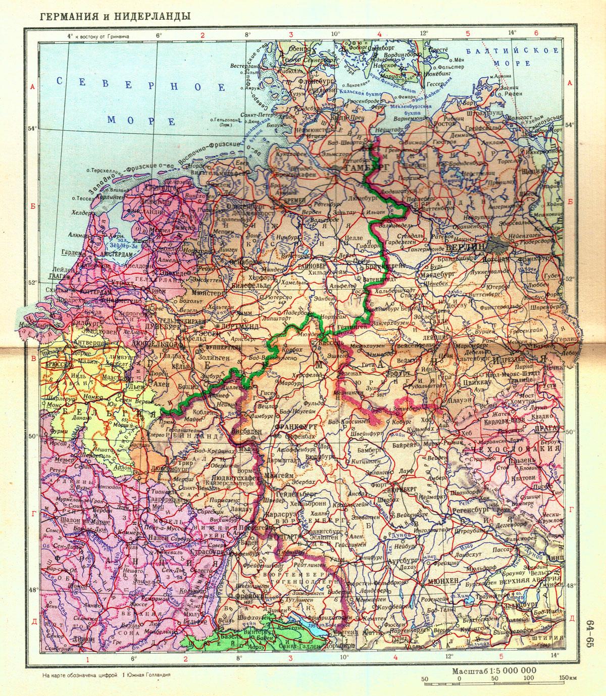 Германия_1954W