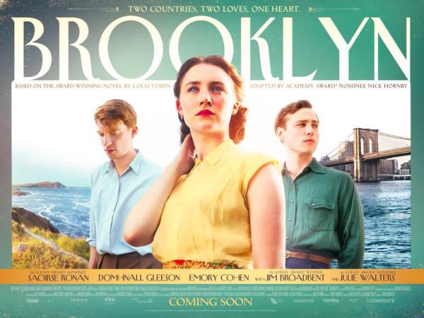 Brooklyn de Colm Toibin adapté au cinéma 339208_600