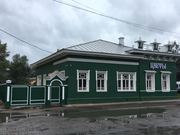 Дом Александра Дмитриевича Извощикова