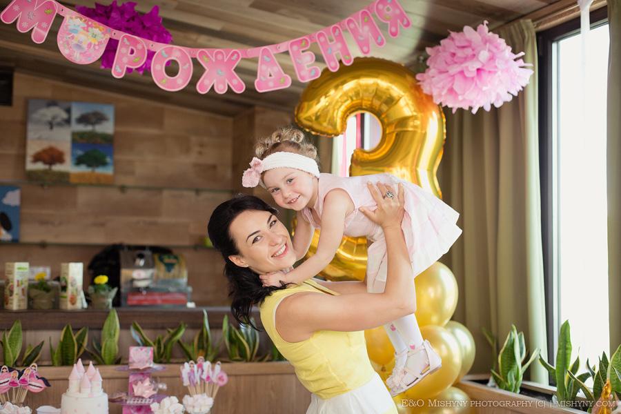 фотограф на праздник, детский день рождения, день рождения принцессы, самый главный торт, стильный день рождения