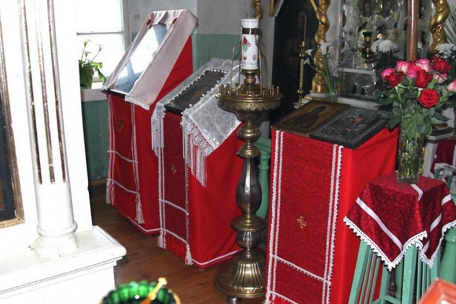 Убранство храма на Пасху_3