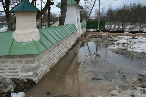Результат ремонта храма Сергия радонежского