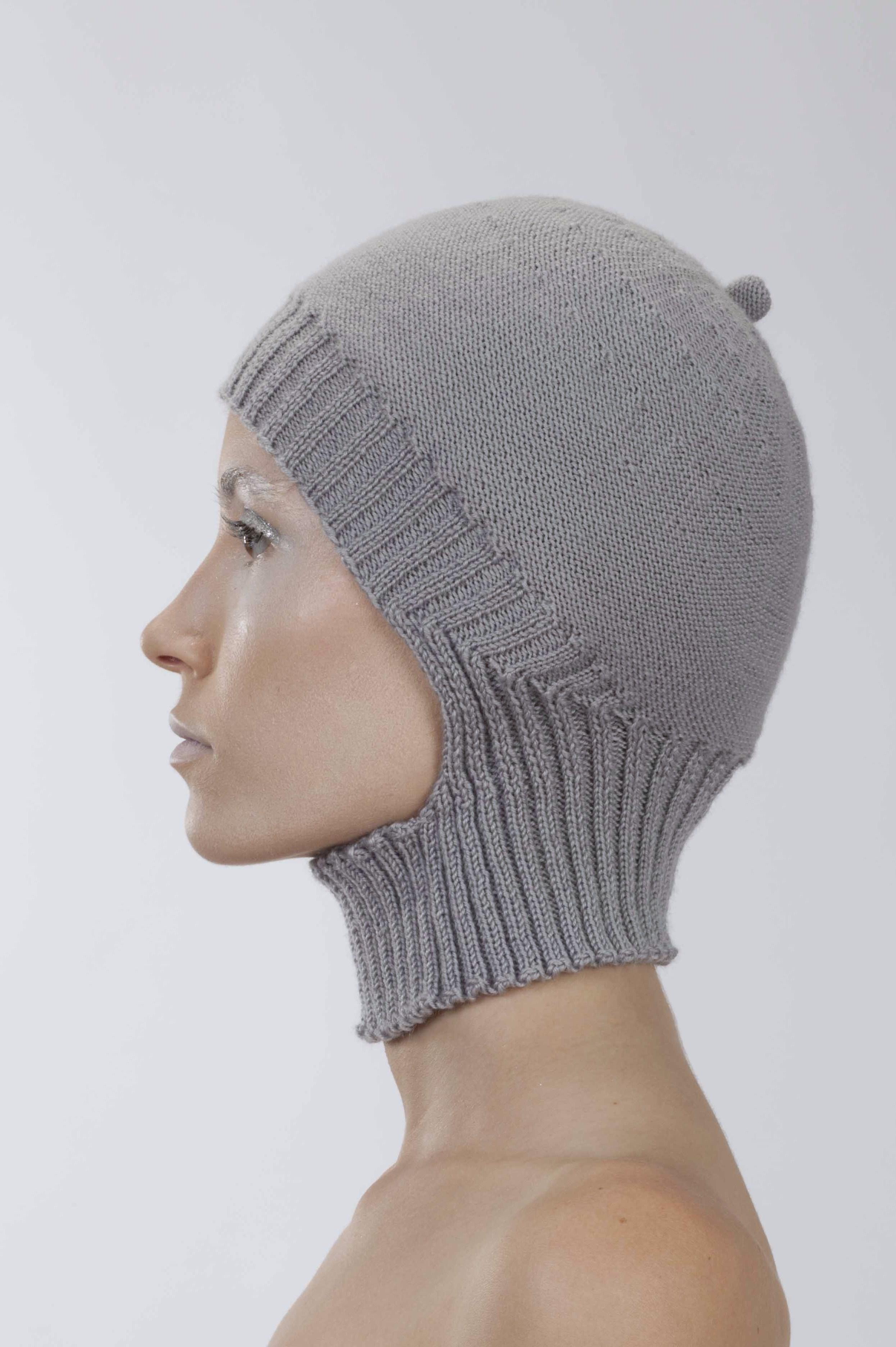 шапка-шарф маленький