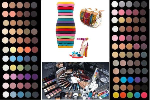 цветотип для макияжа и одежды