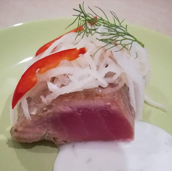 тунец с дайноном