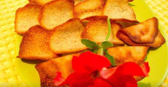 печенье тюиль
