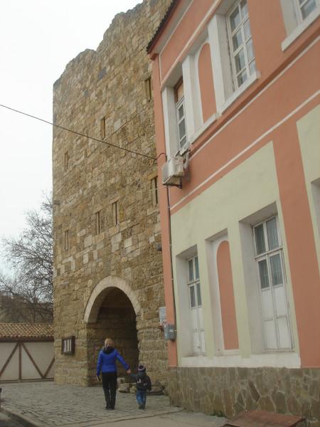 3 Дровяные ворота и хлебозавод