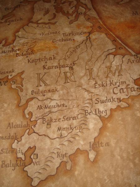 5 Карта Крыма