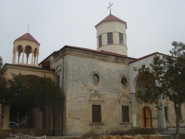 27 Армянский храм на территории Дома интерната