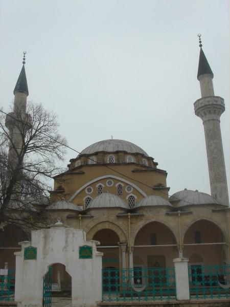 31 Мечеть Джума Хан Джами 1552 г