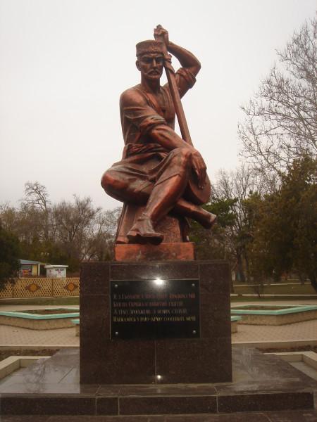 34 памятник Омеру