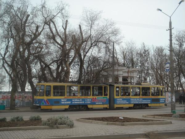 37 Трамвай