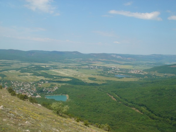 21 Байдарская долина в новом ракурсе
