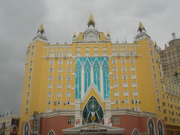 6 самое высокое здание