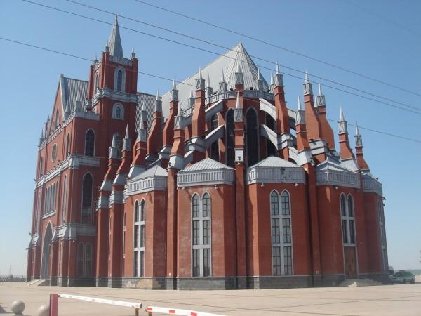 10 здание