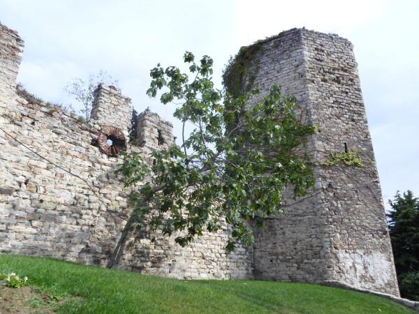 2 Крепостная стена