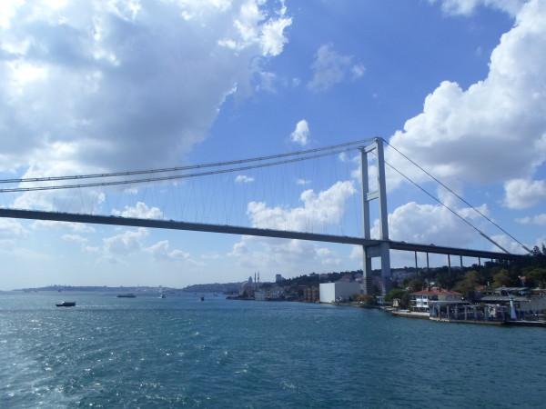 20 Мост над Босфором