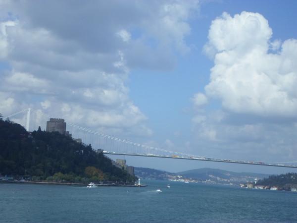 21 Мост над Босфором