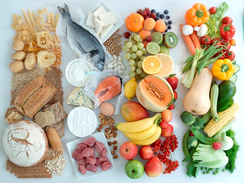 здоровое сбалансированное питание самоучка