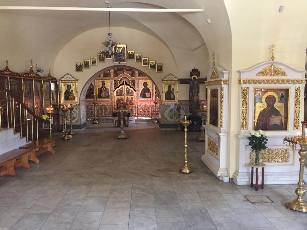 Церковь Рождества Богородицы в Путинках
