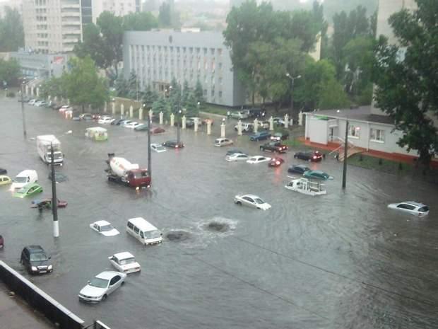 2019 год Одесса Балковская потоп.jpg