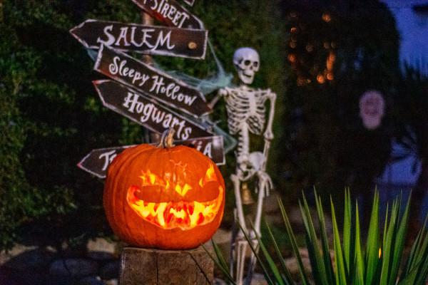 Хэллоуин в Нонненхорне