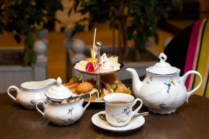 Великобритания и чай