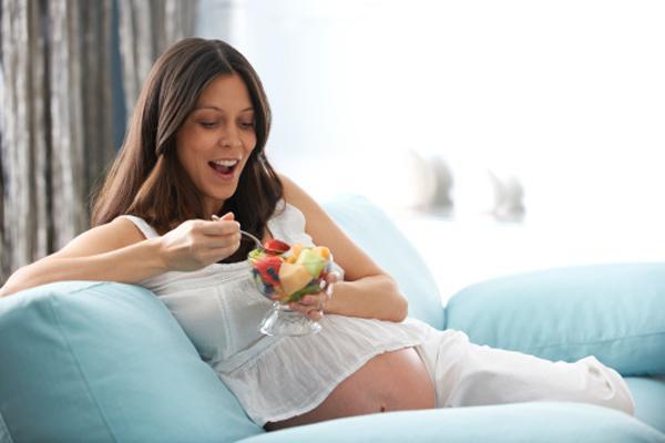 еда во время беременности
