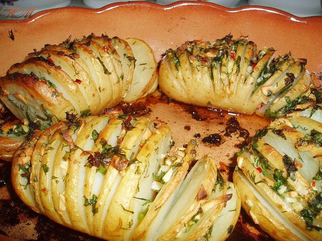 Гарниры с картофеля рецепты с фото