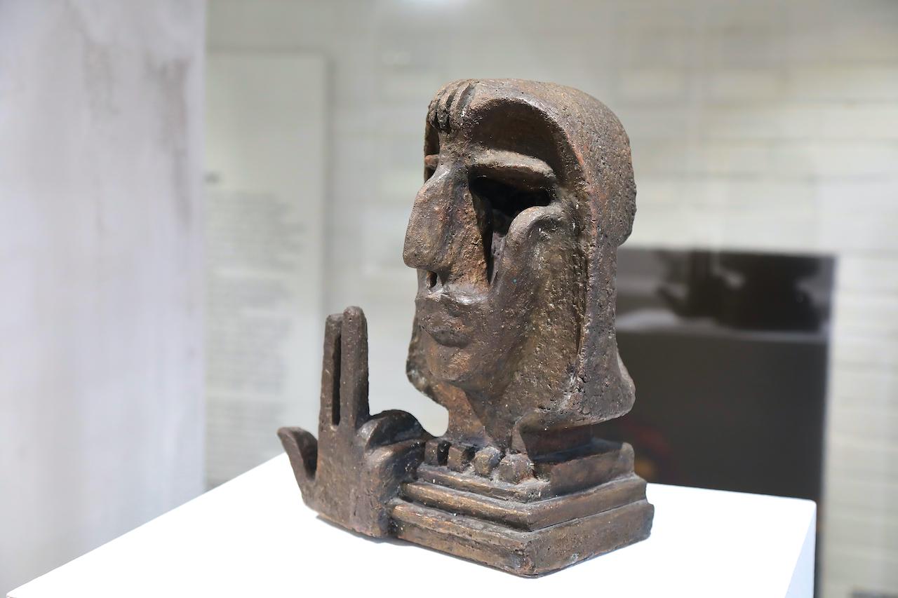 фото скульптуры христа сидура художественной школы