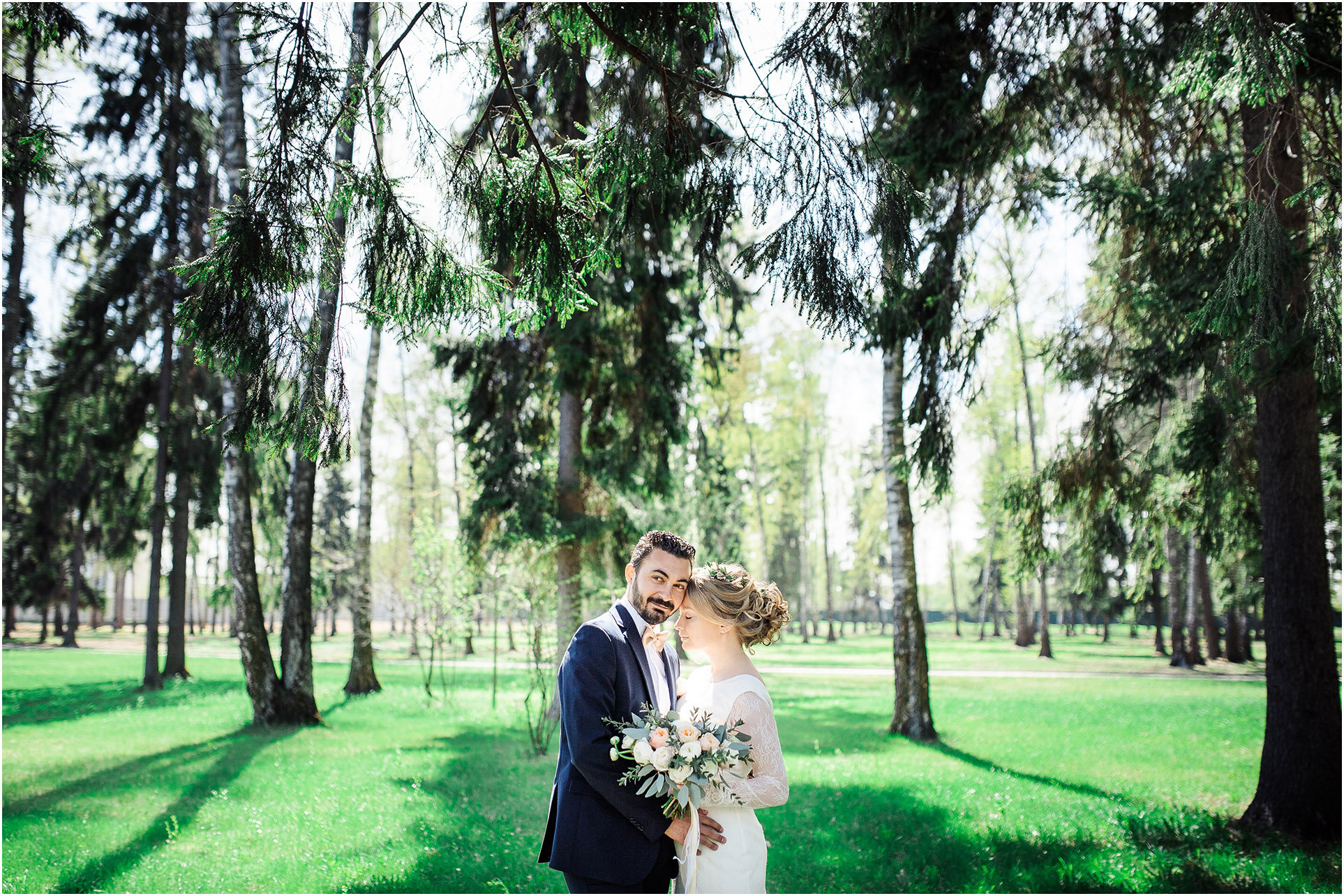 свадьба в начале мая фото уже