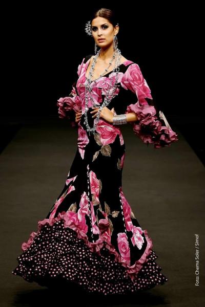 Платья для фламенко