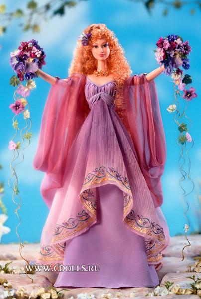 Барби Богиня Весны