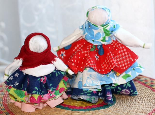 Куклы обереги своими руками фото
