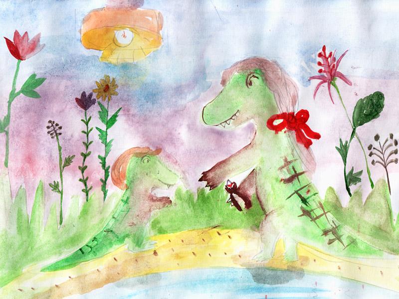 Тема: крокодилы