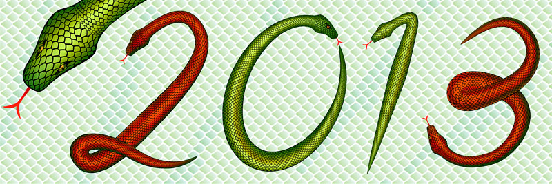Snakes (year-2013)