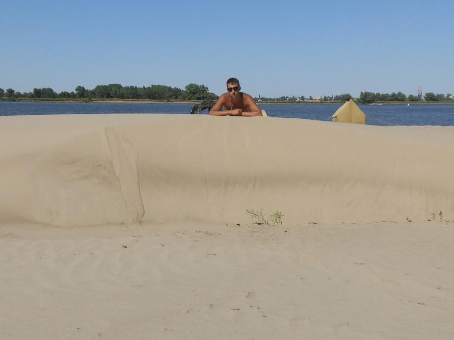 астраханский песочек