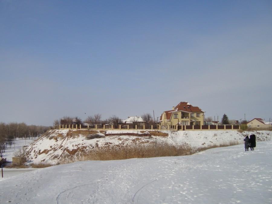Зимой 2012г.