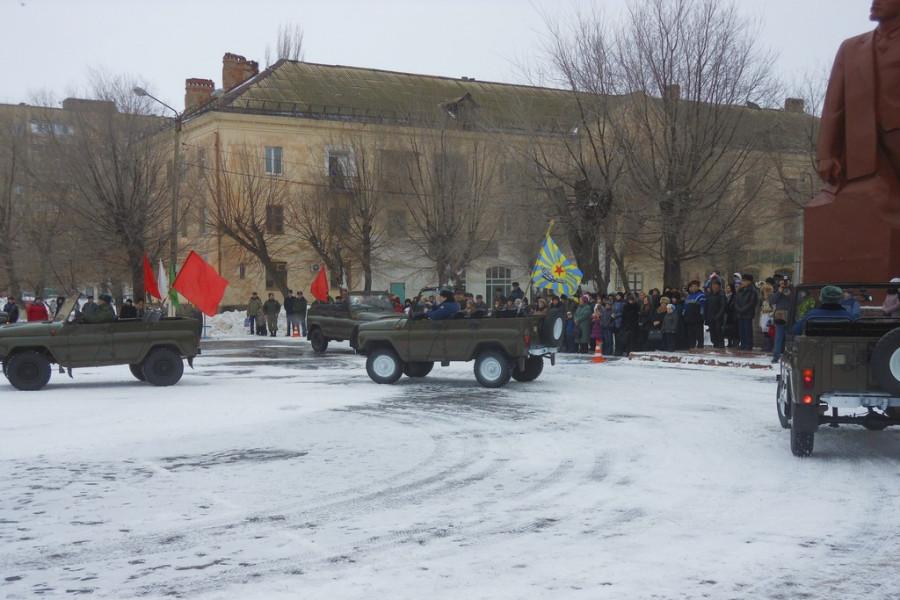 70-летие Сталинградской битвы.
