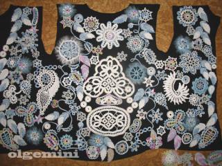 重要钩片 - 钩针姐姐 - 钩花博客钩针图解crochet blog