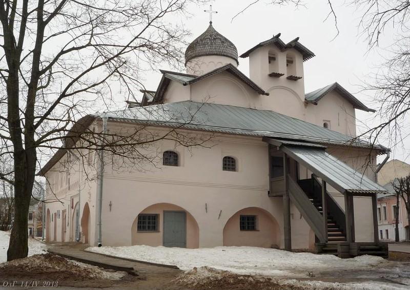 Церковь Женъ Мѵроносицъ.