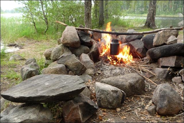 Гори, древний огонь...