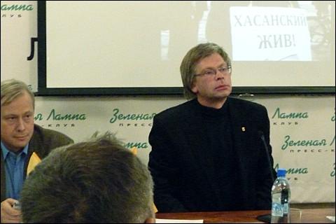 В.Николаев и Д.Ланин